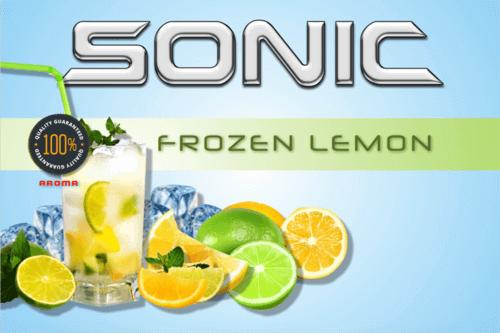 Sonic Aroma Frozen Lemon 10ml