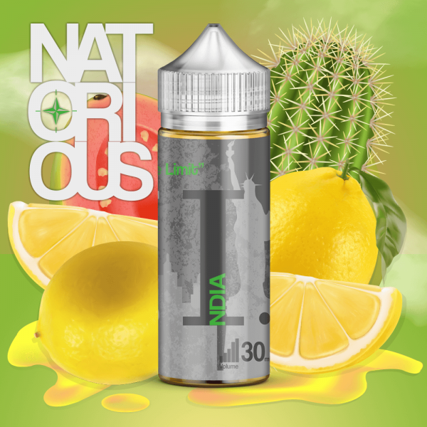 Natorious - India 30ml Mix´n Vape Aroma