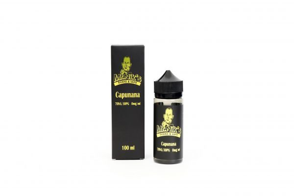 Mr. Nik's Shake & Vape Capunana 100ml