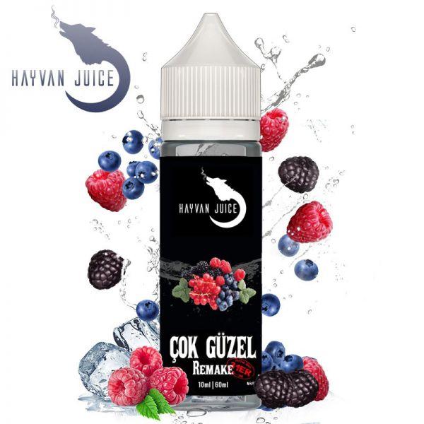 Hayvan Juice Cok Güzel Remake 31er Aroma