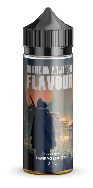 The Vaping Flavour - Ch.5 Berrygeddon 10ml Aroma