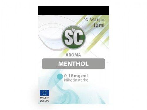 SC Liquid Menthol 10ml