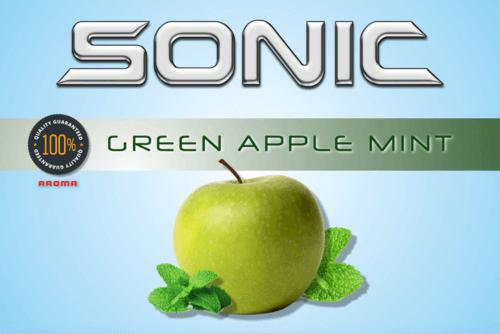 Sonic Aroma Green Apple Mint 10ml