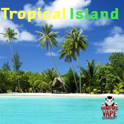 Vampire Vape Tropical Island Liquid