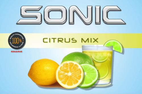 Sonic Aroma Citrus Mix 10ml