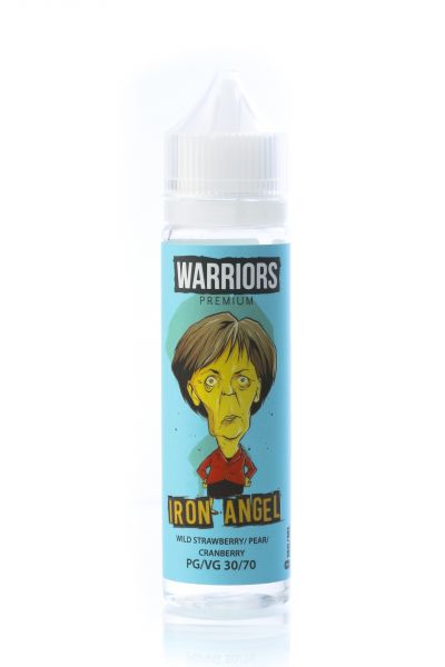 Pro Vape Warriors E-Liquid Iron Angel 50 ml