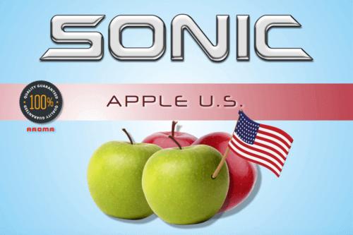 Sonic Aroma Apple U.S. 10ml