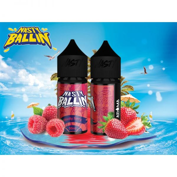 Nasty Juice Aroma Bloody Berry 30 ml