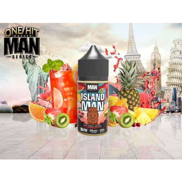 One Hit Wonder Aroma Island Man 30 ml