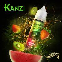 Twelve Monkeys Monkey Mix Liquid Kanzi 50 ml