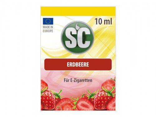 SC Aroma Erdbeere 10ml