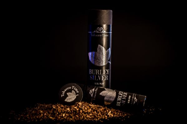 Tobacco Time Aroma Burley Silver 20 ml