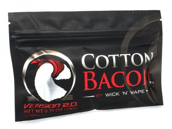 Cotton Bacon V2.0 Watte