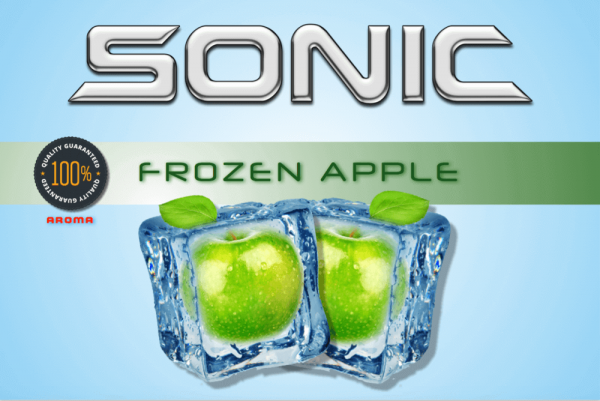 Sonic Aroma Frozen Apple 10ml