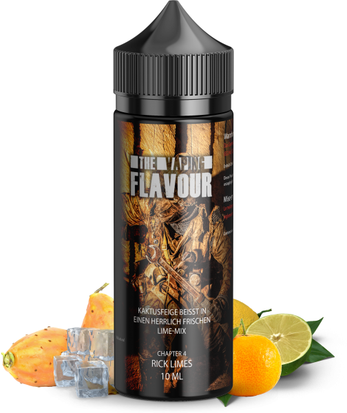 The Vaping Flavour - Ch.4 Rick Limes 10ml Aroma