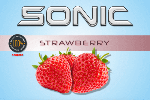 Sonic Aroma Strawberry 10ml