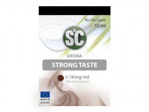 SC Liquid Strong Taste Tabak Liquid