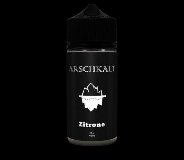 Arschkalt - Zitrone