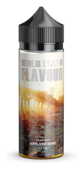 The Vaping Flavour - Ch.6 Appl3inf3rno 10ml Aroma