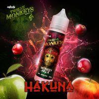 Twelve Monkeys Monkey Mix Liquid Hakuna 50 ml