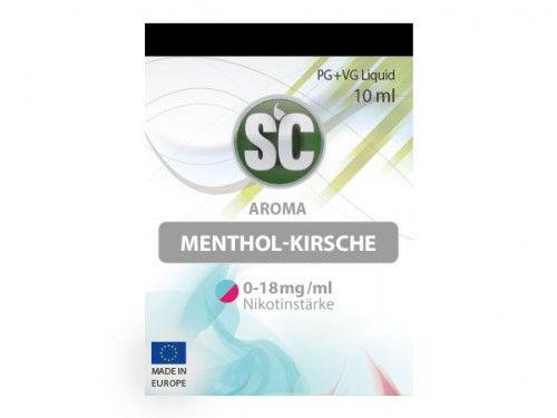 SC Liquid Menthol-Kirsche 10ml