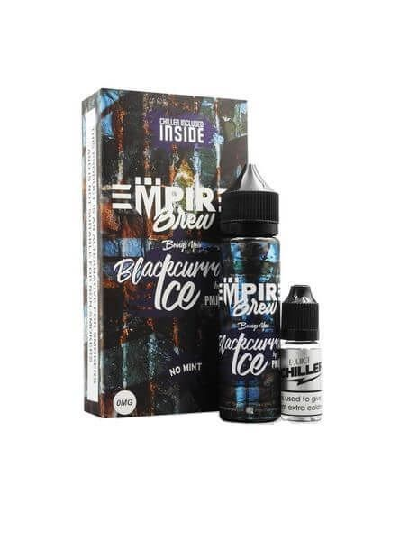 Empire Brew DIY E-Liquid Blackcurrant Ice 50 ml