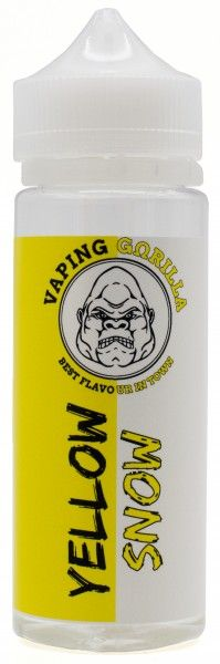 Vaping Gorilla Aroma Yellow Snow 15 ml