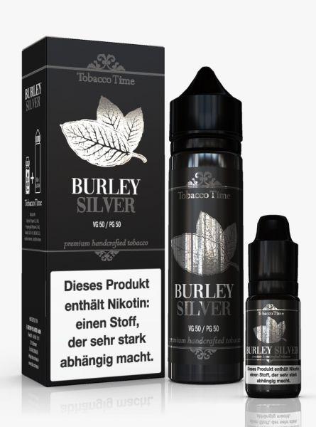 Tobacco Time Aroma Burley Silver 10 ml Liquidshot 3mg/ml