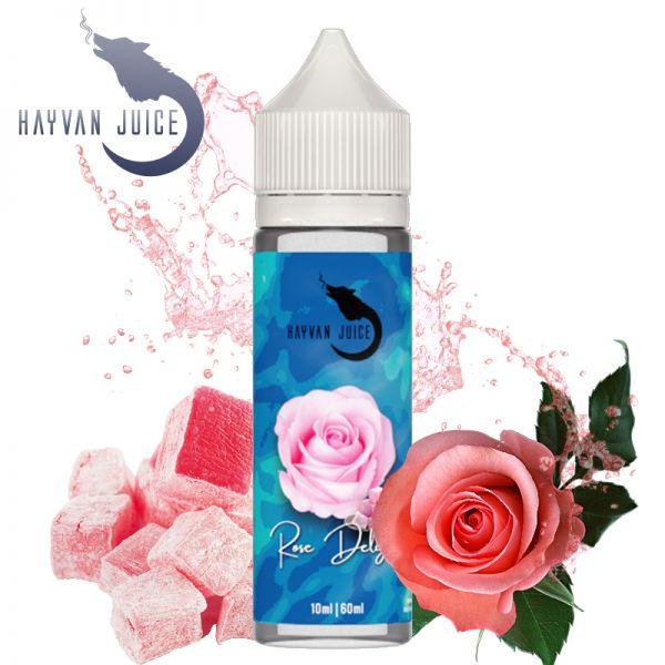 Hayvan Juice Aroma Rose Delight 10 ml
