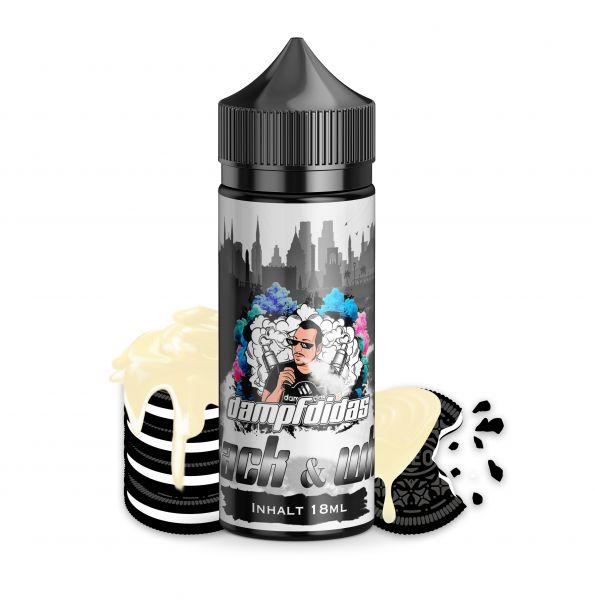 Dampfdidas Black & White Aroma 18 ml