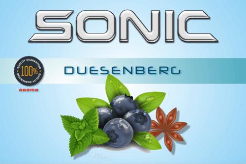 Sonic Aroma Duesenberg 10ml