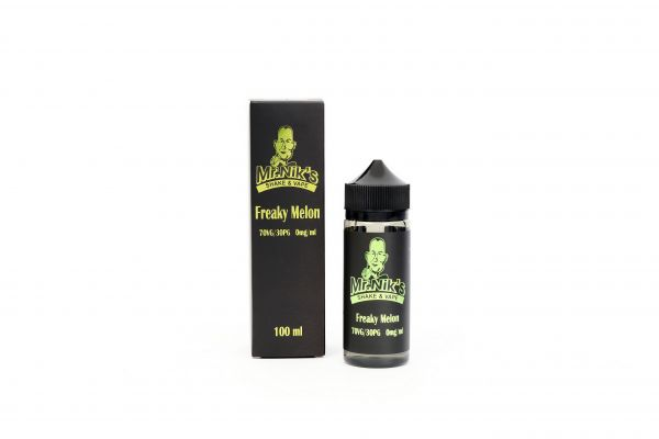 Mr. Nik's Shake & Vape Freaky Melon 100ml