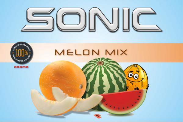 Sonic Aroma Melon Mix 10ml