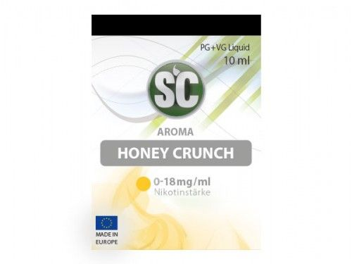 SC Liquid Honey Crunch