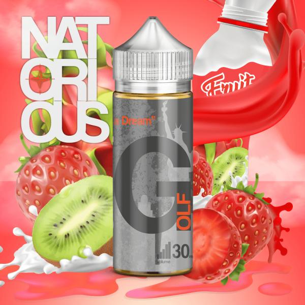 Natorious - Golf 30ml Mix´n Vape Aroma