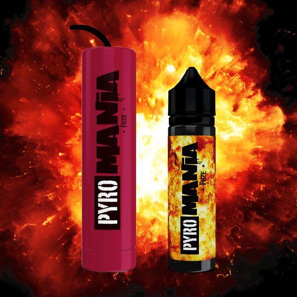 Pyromania Aroma Fuze 15 ml