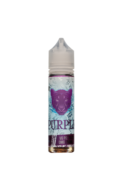 The Panther Series E-Liquid Purple Ice 50 ml