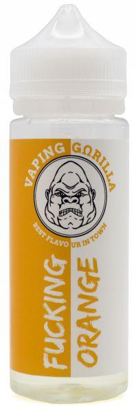 Vaping Gorilla Aroma Fucking Orange 10 ml