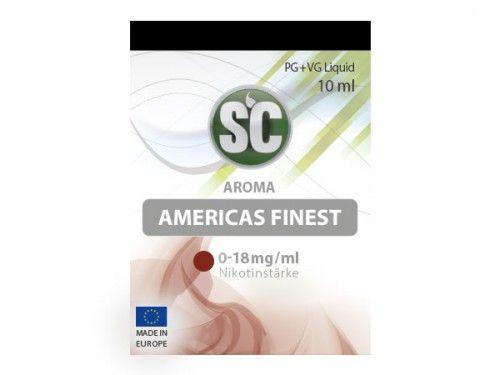 SC Liquid Americas Finest
