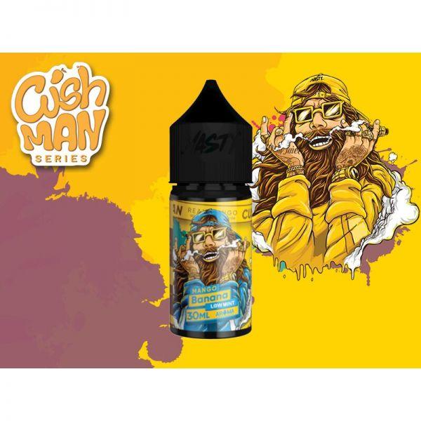 Nasty Juice Aroma Cush Man Mango Banana 30 ml