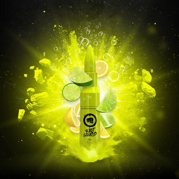 Riot Squad E-Liquid Sub-Lime 50 ml