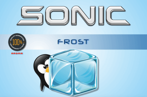 Sonic Aroma Frost 10ml