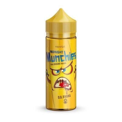 Vaporist Midnight Munchies E-Liquid O.G. Bnana 100 ml