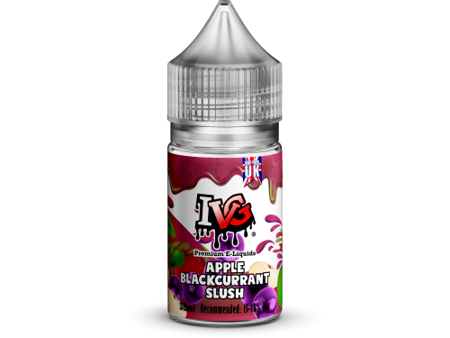 I VG Aroma Apple Blackcurrant Slush 30 ml