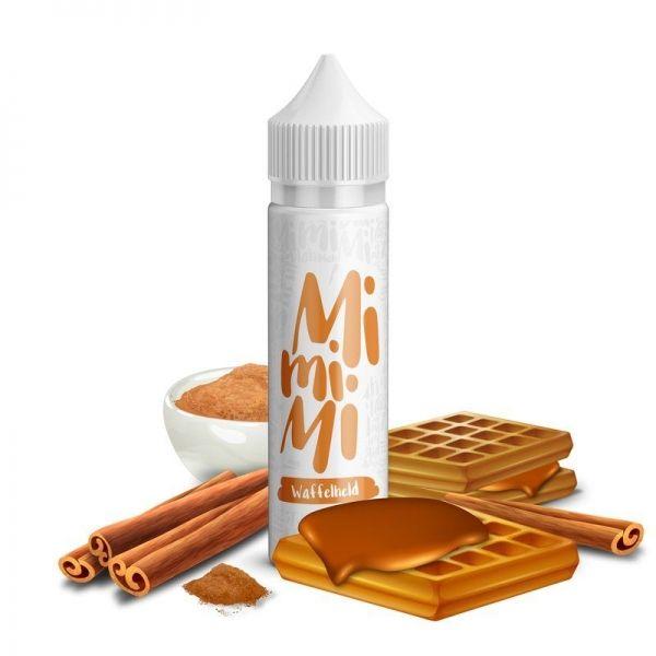 Mimimi - Waffelheld 15ml Aroma in 60ml Flasche