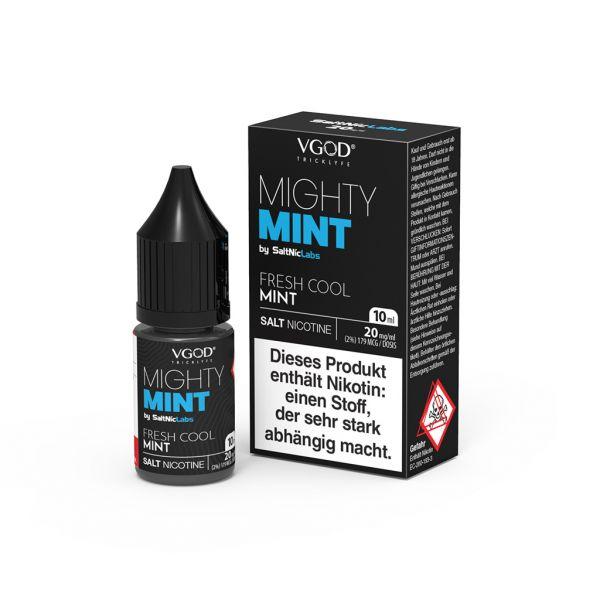VGOD SaltNic Mighty Mint 20 mg