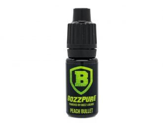 Bozz Liquids Aroma 10ml Peach Bullet