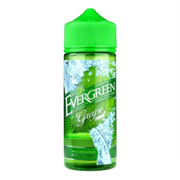 Evergreen Aroma Grape Mint 30ml
