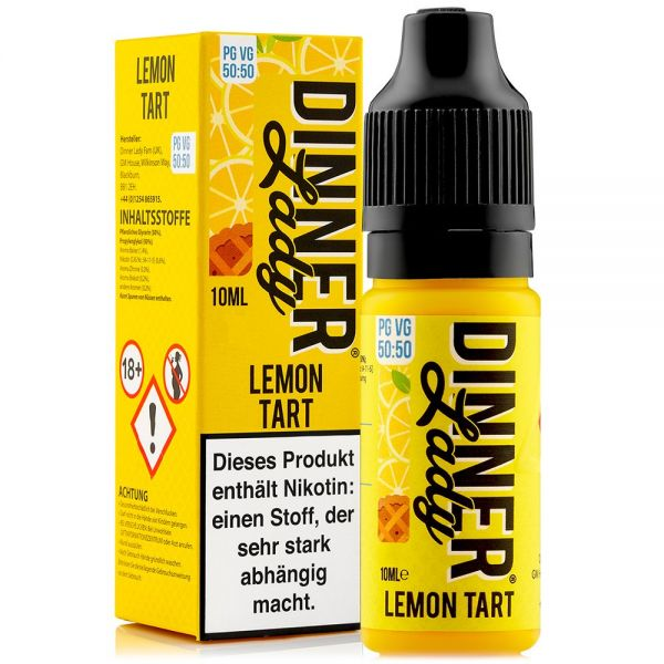 Dinner Lady Liquid Lemon Tart 10 ml