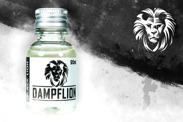 Black Lion Aroma by DampfLion